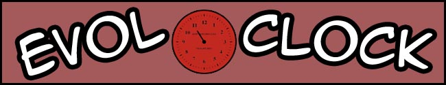 Evol Clock Banner